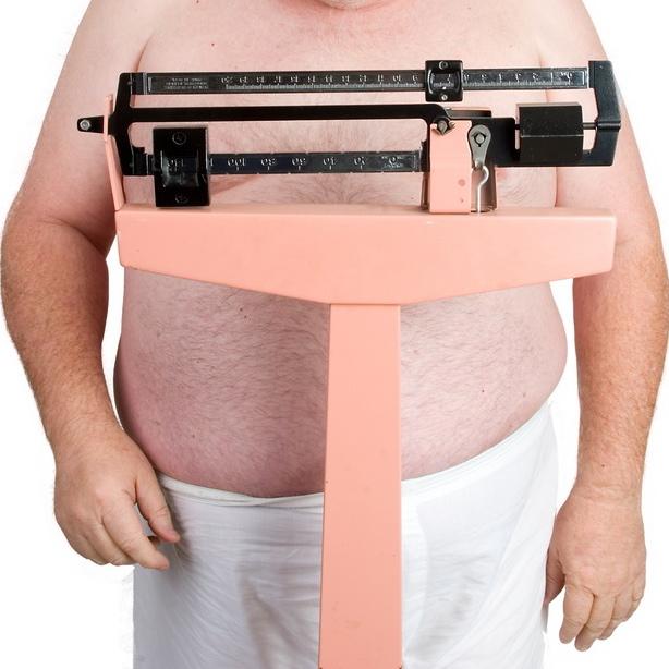 weighing-man